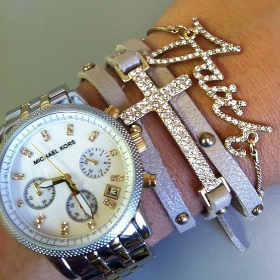 Keep Calm & Carry On...: Friday Five {Arm Candy Lovin'}