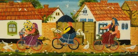 Slovak Naive Art from Serbia