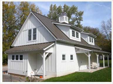 Post Frame Construction Ohio Hochstetler Buildings Inc Featured Projects