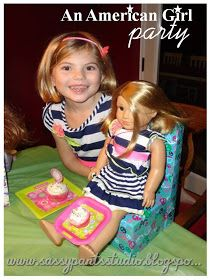 Don't Mess With My Tutus! : An American Girl (Doll) Sleepover!