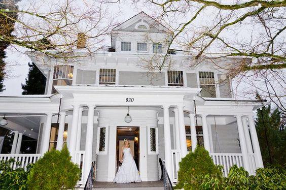 NEW Coeur d' Alene Venue: The Blackwell House