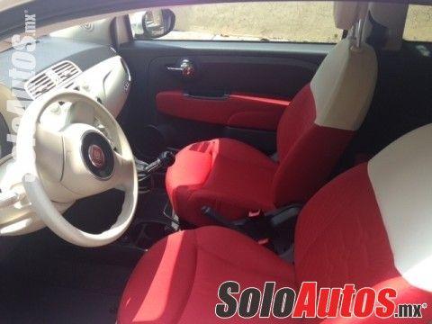 FIAT 500 2013 Beige Manual, Zapopan, Jalisco, ID 966401