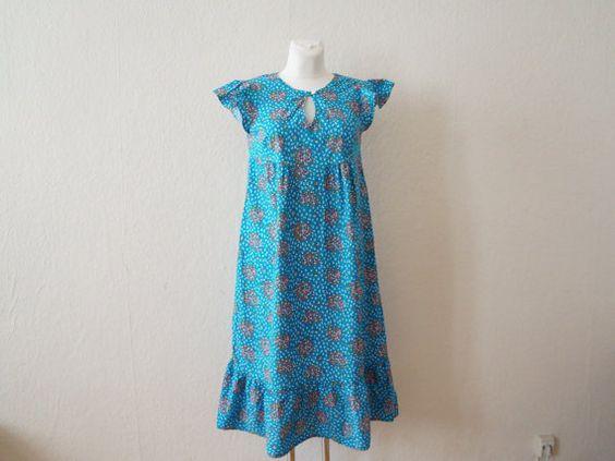 Vintage Liberty Dress