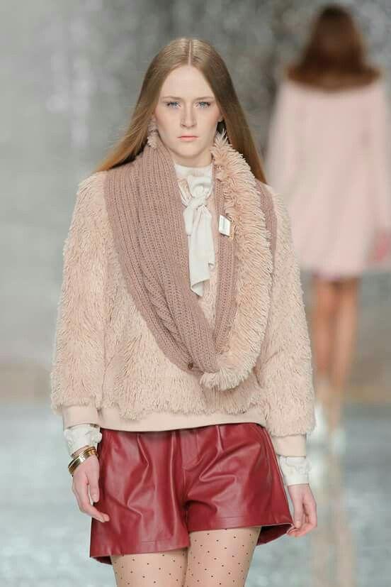 Coleçao outono/inverno (2015) - moda feminina