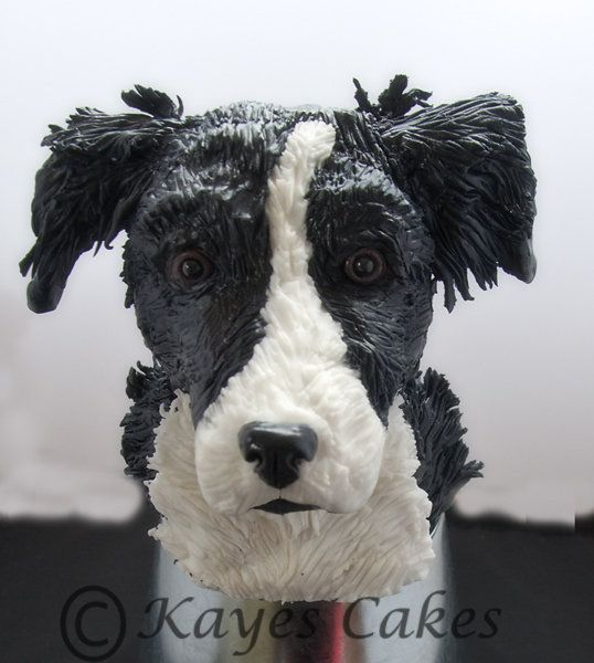 RKT Sculpted Dog by Kayes Cakes