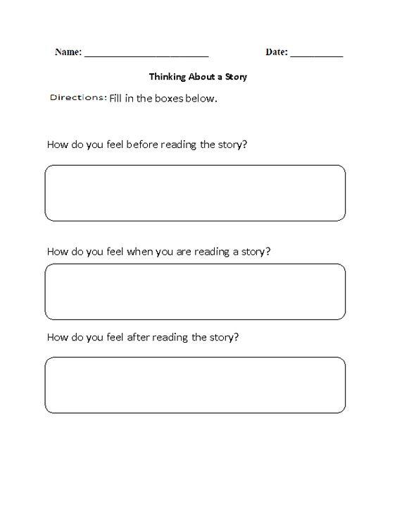 Free Worksheets : reading for understanding worksheets Reading For ...