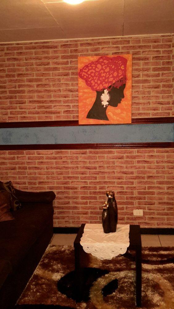 Decoración de interiores (pintura )
