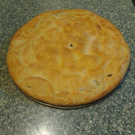 #apple #pie #postrelisto