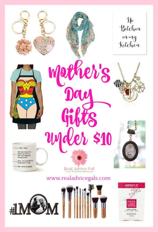 Cool Mother S Day Gifts Under 10 Great Gift Ideas To Surprise A