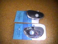 1965 66 mustang NOS pony door handle scuff plates LH and RH sides & 1965 66 mustang NOS pony door handle scuff plates LH and RH sides ...