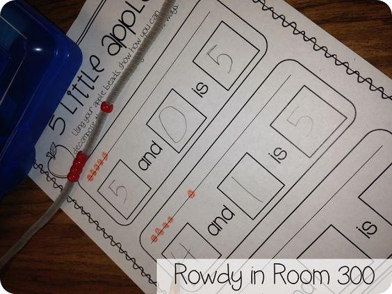Rowdy in Room 300: decomposing numbers