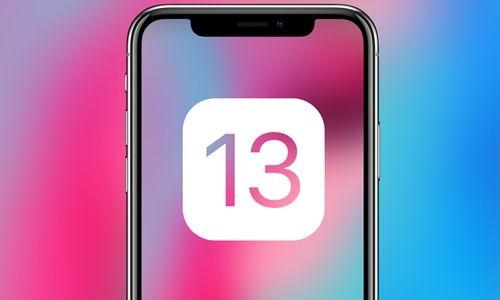 iOS 13 Güncellemesi Alacak Cihazlar