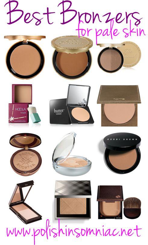best bronzers for pale skin. Black Bedroom Furniture Sets. Home Design Ideas