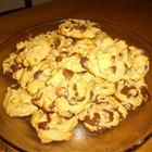 peanut butter chocolate chip cookies w/ natural peanut butter