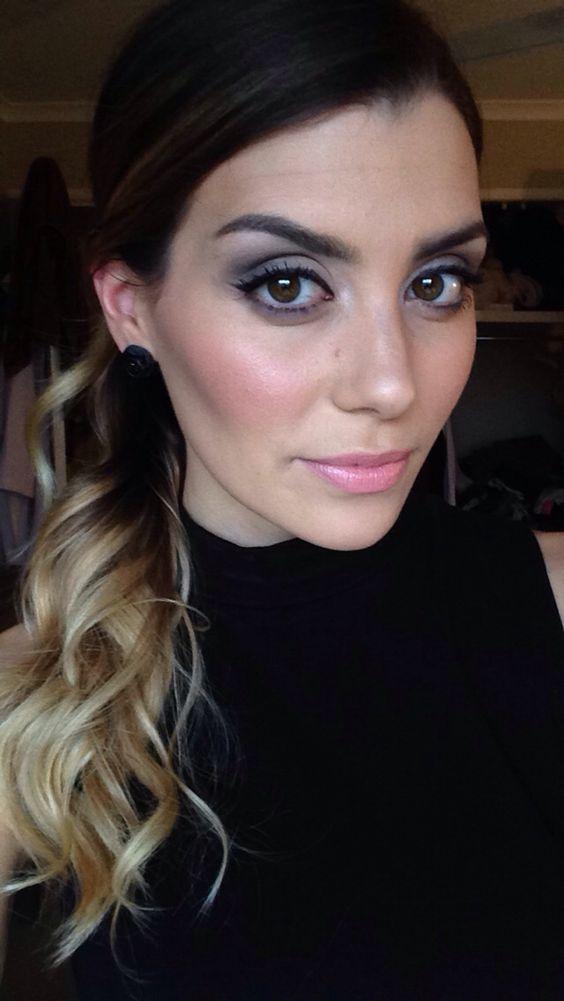 Classic smokey eye @bow_beauty #bowbeauty #brisbanemakeupartist
