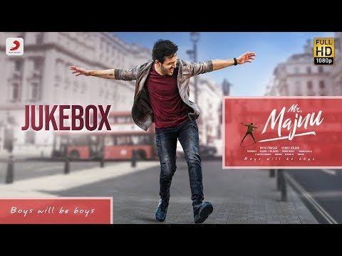 Mr Majnu Jukebox Telugu Akhil Akkineni Nidhhi Agerwal Thaman S L Venky Atluri Keralamusicbox Movie Songs Jukebox Mr