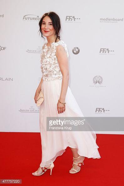 Sibel Kekilli attends the German Film Award 2015 Lola (Deutscher Filmpreis) at Messe Berlin on June 19, 2015 in Berlin, Germany.