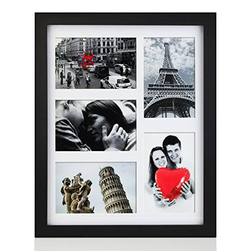 Rpjc 11x14 Picture Frames Collage Display 5 Pcs 4x6 Pho Https Www Amazon Com Dp B07dk8r 11x14 Picture Frame Picture Frame Display Collage Picture Frames