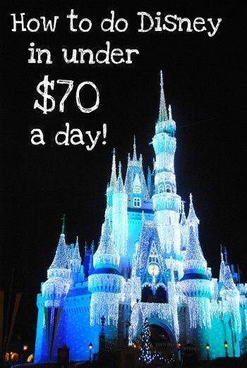 Disney on the cheap.