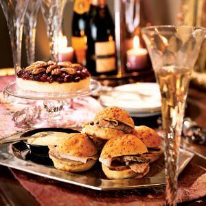 New Year's Eve Buffet ideas