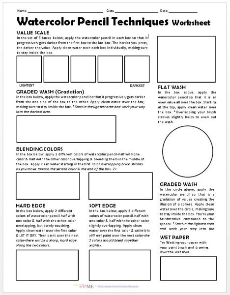 Line Drawing Techniques Worksheet : Pinterest the world s catalog of ideas