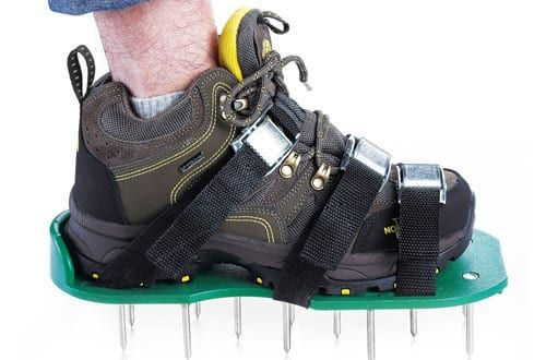 Top 10 Best Lawn Aerator Shoes For Aerating Soil Reviews In 2020 In 2020 Aerate Lawn Aerator Shoes