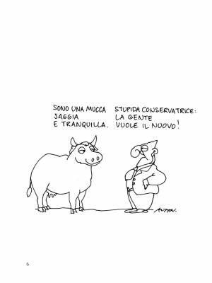 Le vignette di Altan per raccontare le bestie umane