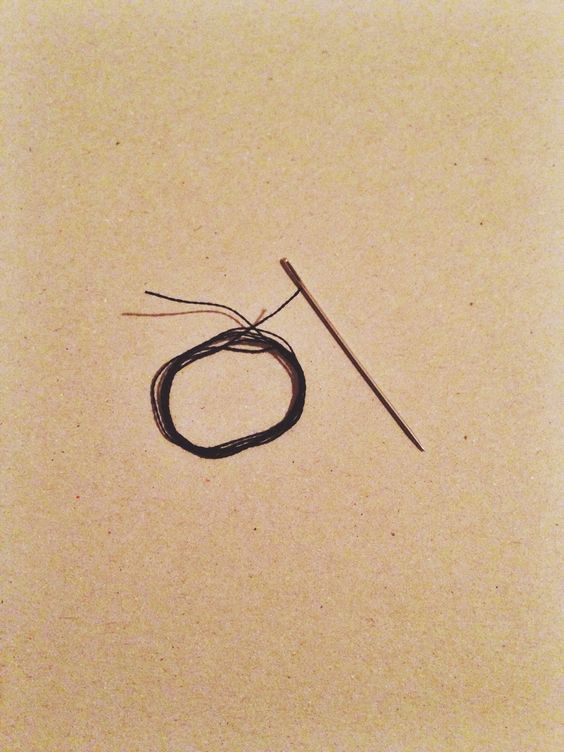 How to Thread & Knot a Needle