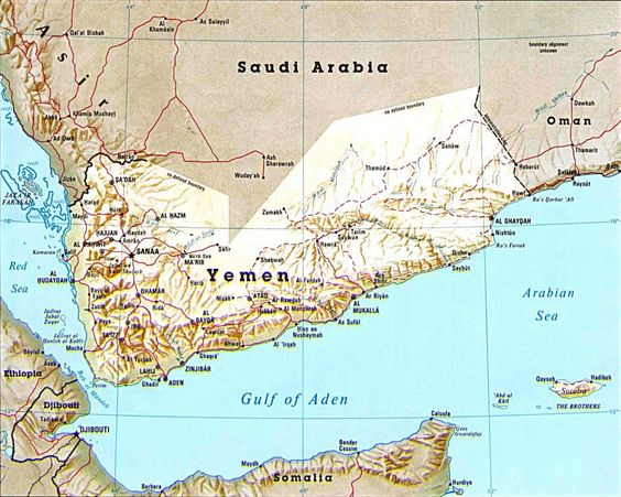 Detailed Road And Political Map Of Djibouti Djibouti Detailed - Djibouti maps with countries