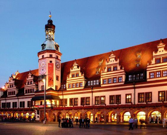 Leipzig Rathaus Leipzig, Germany http://www.travelandtransitions.com/destinations/destination-advice/europe/