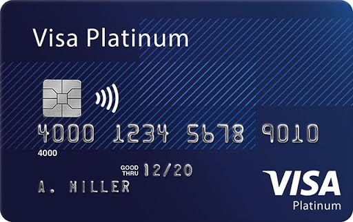 Credit One Platinum Visa Access Your Account On The Go With The Credit One Bank Mobile App Credit Cards Visa Platinum Visa Platinum Card Small Business Cards