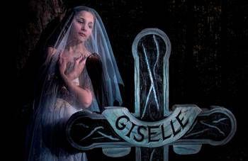 Giselle Ballet @Kendall Greene :)