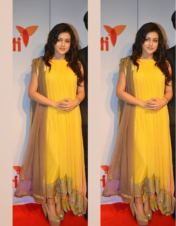 Fashion: Bollywood Celebrities in Designers Anarkali Suits - Desi ...