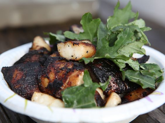 Black Cod Tips from CookingChannelTV.com