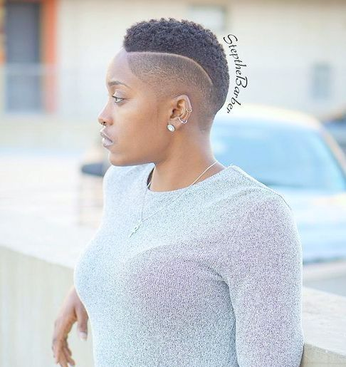 Short Haircuts For Black Women Short Shaved Hairstyles Natural