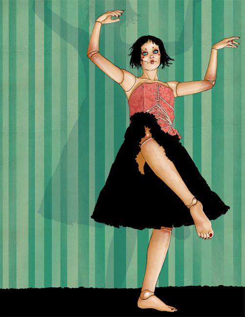 Marionette by Jason Levesque
