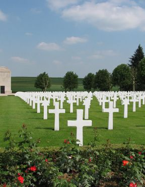 d-day france cemetery