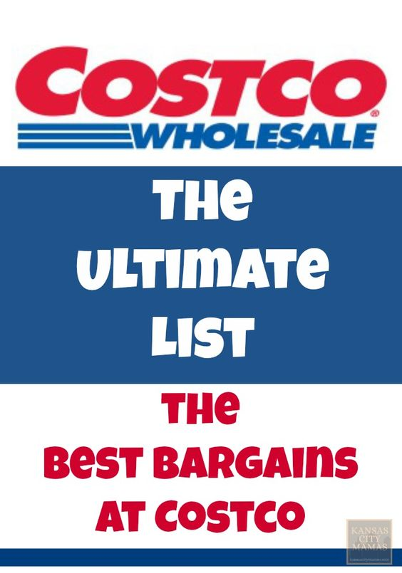 The Ultimate List of the Best Bargains at Costco   KansasCityMamas.com