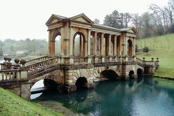 ingelnook:   	prior park, bath by matt northam