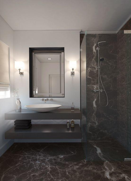 Badezimmer : Moderne Badezimmer von formforhome Architecture & Design