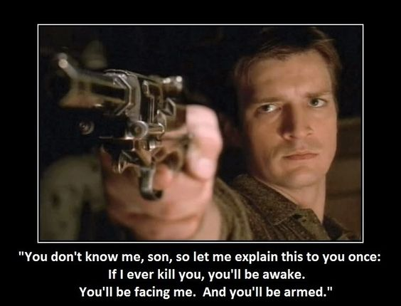Nathan Fillion Firefly, Firefly Quotes And Nathan Fillion