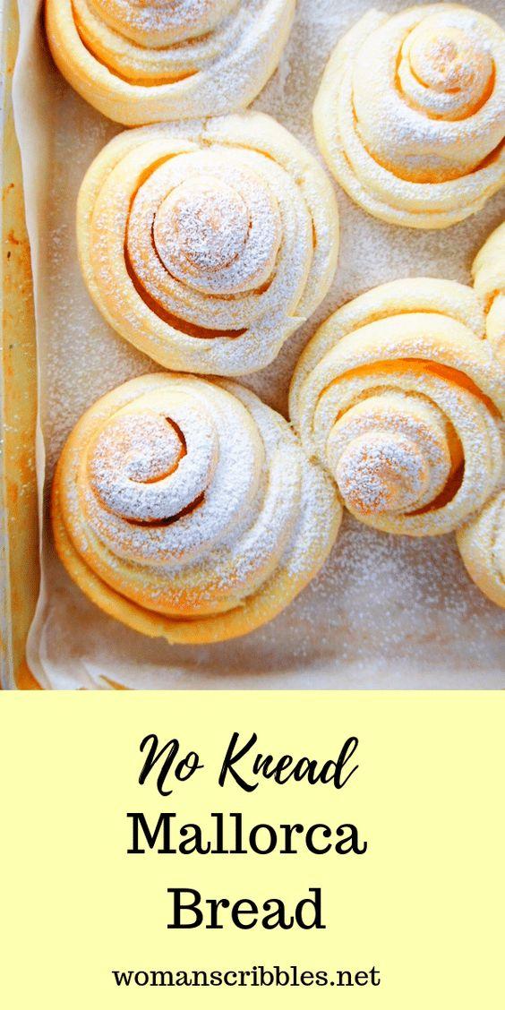 No-Knead Mallorca Bread Recipe