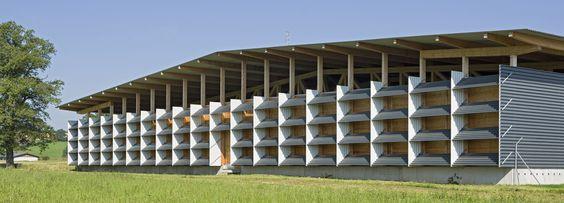 Kutschendepot und Scheitholzstapel: Schweizer Holzbaupreis vergeben - DETAIL.de - das Architektur- und Bau-Portal