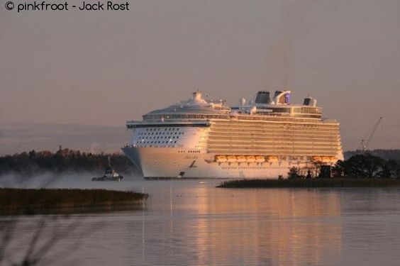 RIVER BURNETT IMO ShipSpottingcom Ship Photos And - Royal caribbean cruise ship tracker