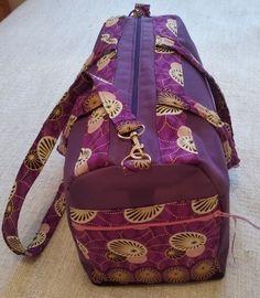 Tuto du chouette sac de voyage hibou | Tuto couture sac de