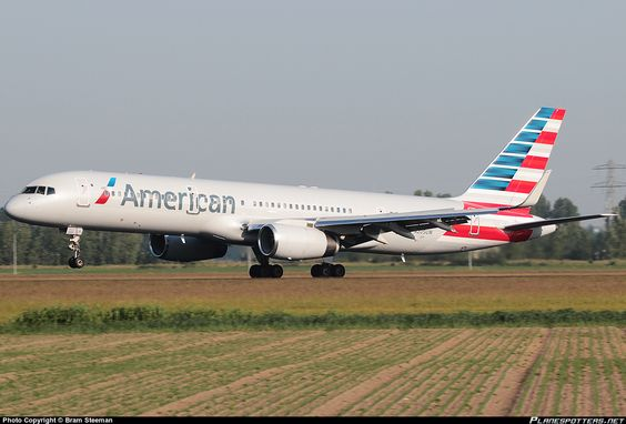 757 of american airlines