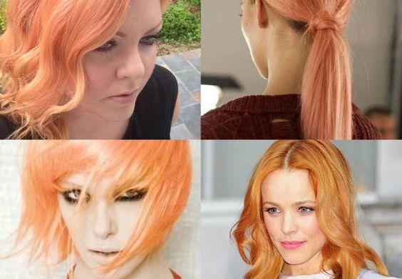 Hair trend alert: Rose gold hair dye | Fashionate - Yahoo Shopping