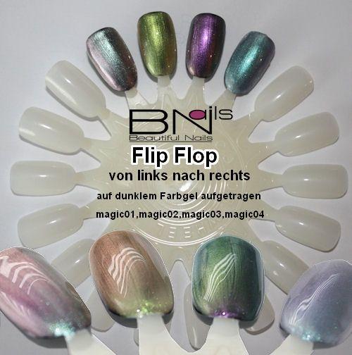 Colorgel Flip Flop Magic.