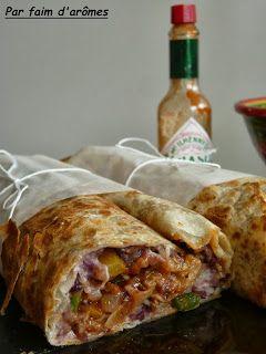 Battle food #11 Burritos