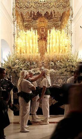 Esperanza de Triana. Sevilla.